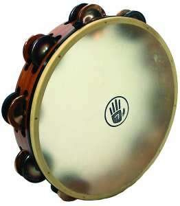 Black Swamp BSTD2 10-Inch Sound Art tambourine, Double Row