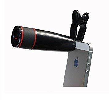 MobiQuick 12x Mobile Telescope Camera Lens - DSLR Blur