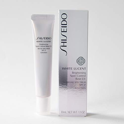 Shiseido White Lucent Brightening Spot Control Base UV Broad Spectrum SPF 37 Sunscreen Color - IVORY ()
