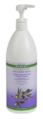 Medline Remedy Unscented Olivamine Skin Repair Cream, 32 Fluid Ounce