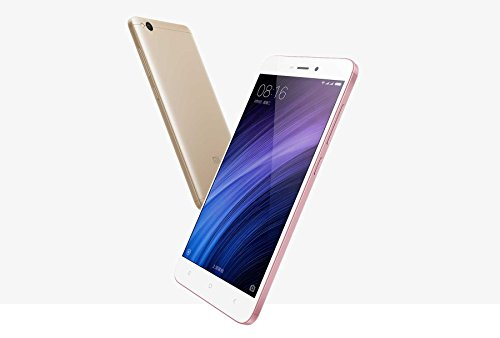 Xiaomi Redmi 4A - Gold - 5.0 inch MIUI 8 Snapdragon 425 Quad Core 1.4GHz 2GB RAM 16GB ROM 5MP + 13MP Cameras Bluetooth HID Gyroscope Infrared Accelerometer
