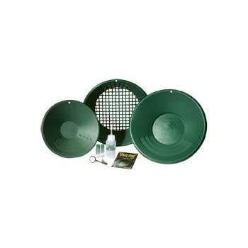 Garrett Complete Gold Pan Kit 1651300