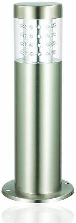 Baliza LED para jardín Gaho - 10259-48 LEDs - 30 cm: Amazon.es: Iluminación