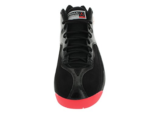 Jordan Jumpman Team I Men Hombre Negro Deportivas Zapatos 45 EU Nuevo