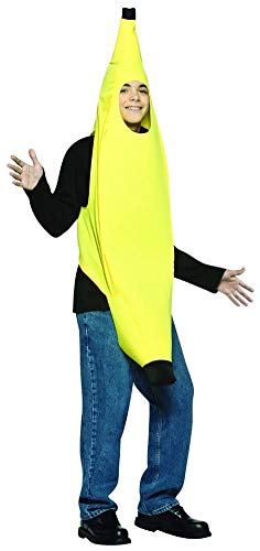Rasta Imposta Teen Banana Halloween Costume, One -