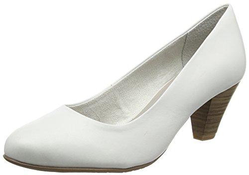 OFFWHITE Tacones Weiß Mujer 109 Tamaris 22400 Blanco qPXSa5nOw