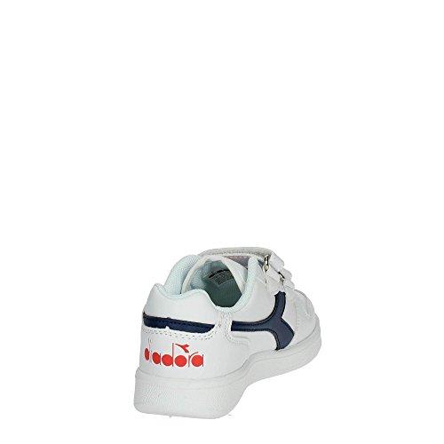 azul Blanco Diadora Niños Zapatillas Para Gimnasia Ps De Playground q8SqwU74