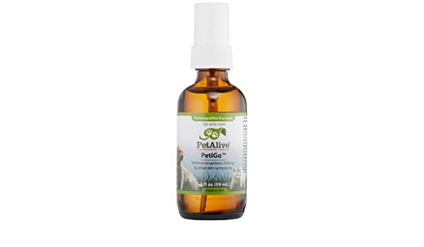 Magnus PetiGo For Dogs - Natural Product For Skin Disorder