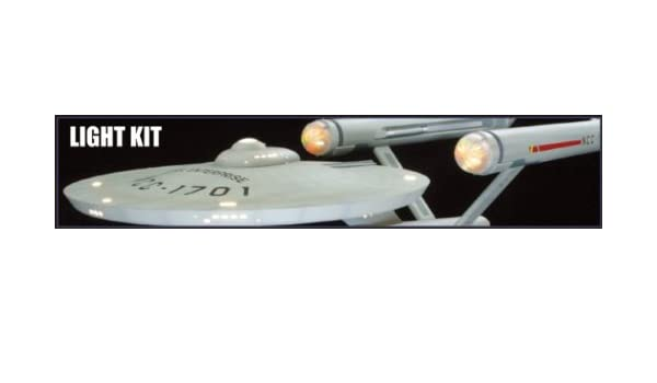 Lighting Kit for Star Trek U S S Enterprises NCC-1701