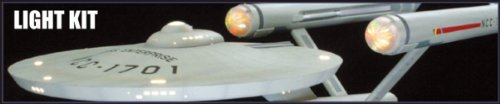 Polar Lights PLLMKA007 1/350 Star Trek USS Enterprise Light Kit