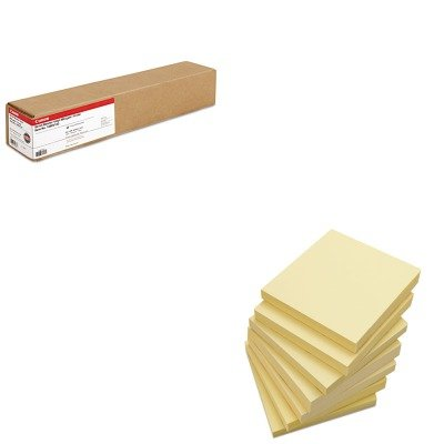 - KITCNM1290V133UNV35668 - Value Kit - Canon Scrim Vinyl Banner (CNM1290V133) and Universal Standard Self-Stick Notes (UNV35668)