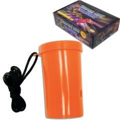 Orange Super Air Blaster Safety Whistle - 24 Pack]()