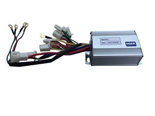 HMParts Controller f/ür Kinder ATV mit R/ückw/ärtsgang 36V 800W Typ 2