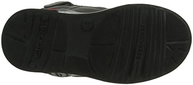Garvalin Boys' Runcorn Ankle Trainers grey Size: 1.5