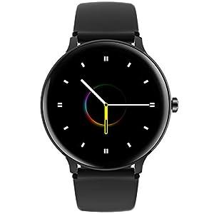 Blackview X2 Montre Connectée Femmes Homme Smartwatch Montre Sport Podomètre Cardiofrequencemètre Etanche 5ATM Natation…