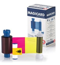 Magicard Enduro YMCKOK Color Ribbon - 250 Prints (MA250YMCKOK)