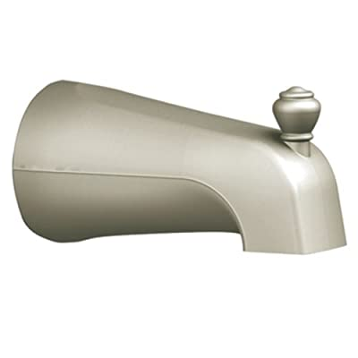 """Moen 3809 5 1/2"""" Tub Spout with 1/2"""" IPS Connection from the Monticello Collecti,"""