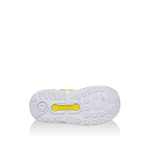 sale retailer e7d4b 5b376 50% de descuento Adidas ZX Flux El I, Zapatillas Unisex Bebé