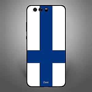 Huawei P10 Plus Finland Flag