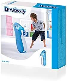 Bestway 52152 Recreation Animal Bop Bags For Unisex - Multi Color