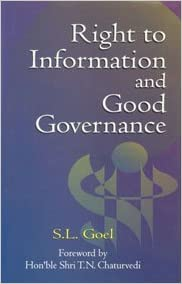 right to information and transparency in governance