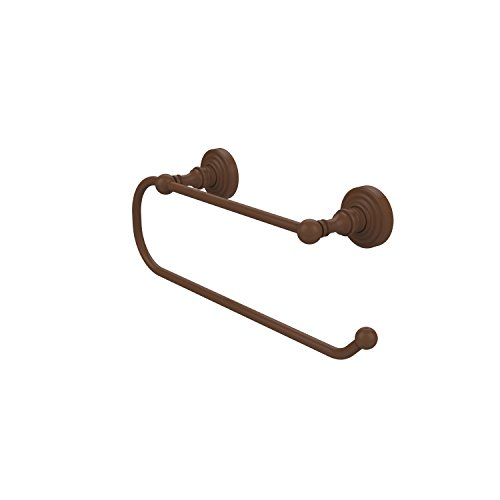 Allied Brass WP-25EW-ABZ Waverly Place Wall Mounted Paper Towel Holder Antique Bronze