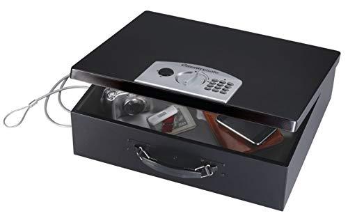 ectronic Security Box, 0.5 Cubic Feet, Black (Electronic Laptop Safe)