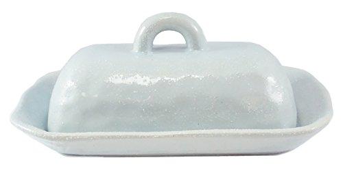 light blue butter dish - 5