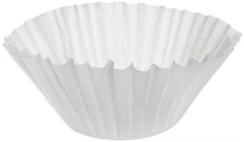 Bunn 1000 Paper Regular Coffee Filter for 12-Cup Commercial Brewers by Bunn