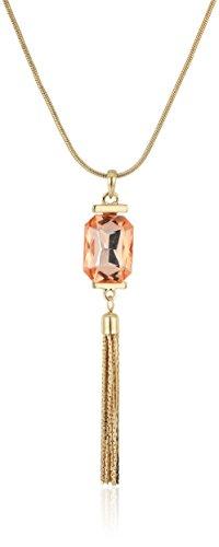 GUESS 410037 21 Parent Stone Pendant Necklace