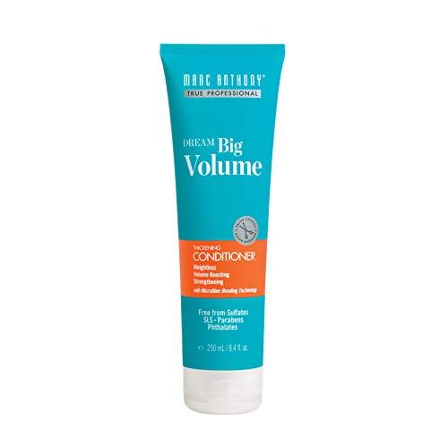 - Marc Anthony Dream Big Volume Volumizing Conditioner, 8.4 Ounces