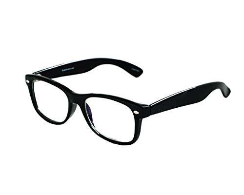 EYEPAL Blue Light Filter Computer Glasses for Blocking UV Headache (EP2501) With Cloth