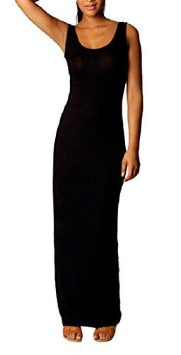Party Fashion Dress Women Coolred Elegant Club Baggy Comfort Black Tank 0q8qa5x