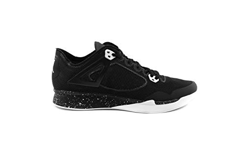 Jordan Nike 89 Racer Black White AQ3747 001 Cross Training Shoes (10)
