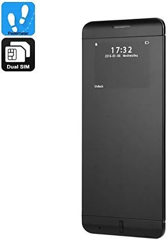 Anica A7 Mini Phone Ultrathin Quad Band Dual SIM Micro SD Slot ...