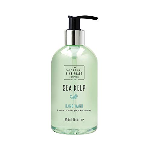 Scottish Fine Soaps Sea Kelp – Gel de manos con dosificador 300 ml
