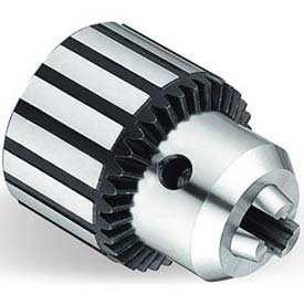 Imported 1/32-3/8'' Key Type Light/Medium Duty Drill Chuck, 2JT by Imported