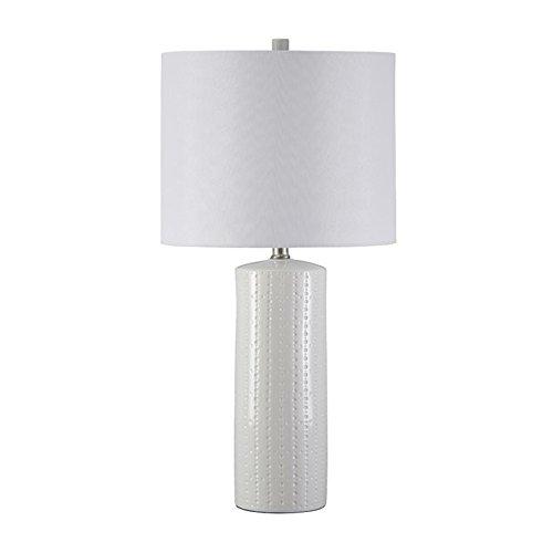 White Bedroom Lamps: Amazon.com