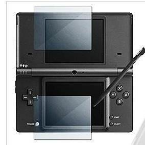 2 Piece LCD Screen Protector Film for New Nintendo DSi