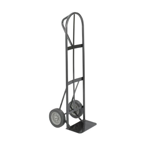 - Safco Products 4071 Tuff Truck P-Handle Utility Hand Truck, Black