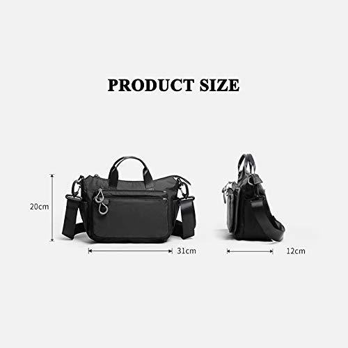 8354 Da Viaggio Messenger Sacchetto Borse Nylon Moda Gdlxl Impermeabile Per Tracolla Tasche A Borsetta Borsa Ragazza Exull Grey Bag Donna Sport red Spalla ww6xHZ
