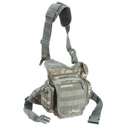 Extreme Pak™ Digital Camo EDC Tactical Bag by ExtremePak