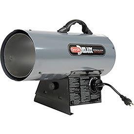 Dyna Glo Propane Heater (Dyna-Glo RMC-FA60DGD 30,000 - 60,000 BTU Liquid Propane Forced Air Heater)