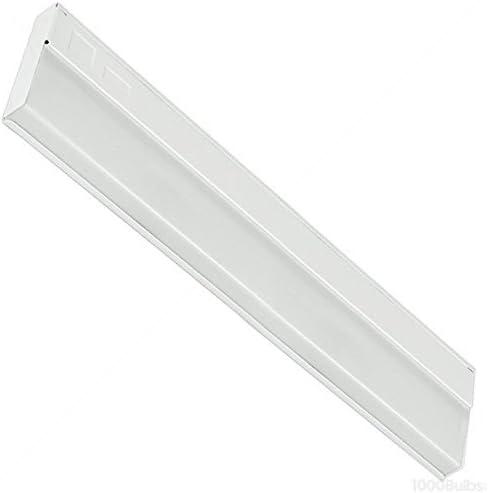 21.25 in. – Mini Inch Fluorescent Under Cabinet Light Fixture – PLT TIE113SLN