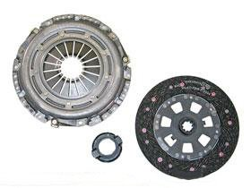 BMW E36 328 kit de embrague Disco + placa + rodamientos Sachs
