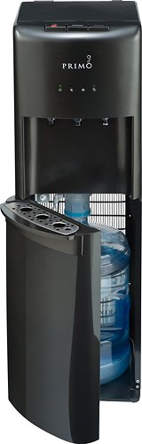 Free-Standing Hot, Cold, and Room Temperature Water Cooler by Primo Water