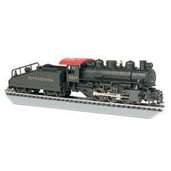 Bachmann Trains USRA 0-6-0 with Smoke and Slope