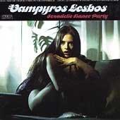 Manfred Hubler Siegfried Schwab Vampyros Lesbos Sexadelic Dance Party Music