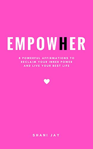 Have you always struggled to love yourself, be confident, and believe in your inner power?Is this keeping you trapped in a life that isn't aligned with the woman you truly are at heart?This inspirational and affirmation-led book will address all of t...