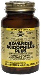 Solgar, Acidophilus Plus 240 capsules végétales